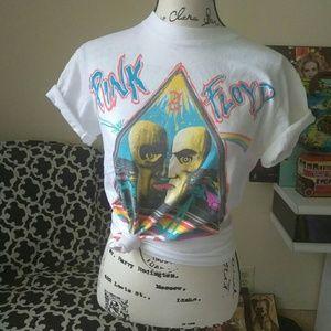 Pink Floyd 1994 Tour Reprint T-shirt S SM SMALL